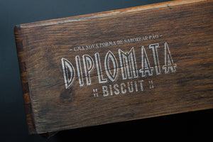 Bolacha Capinhas Doces Canela - Diplomata Biscuit