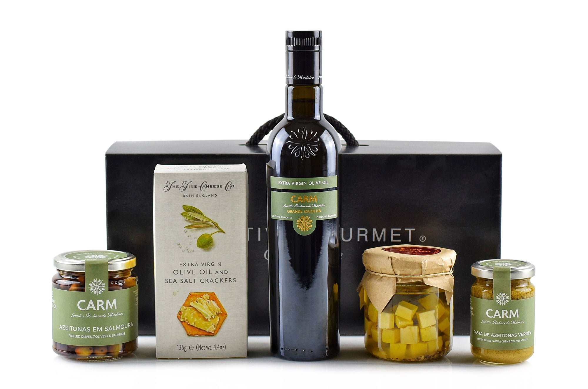 Gourmet in a Box Olive Party