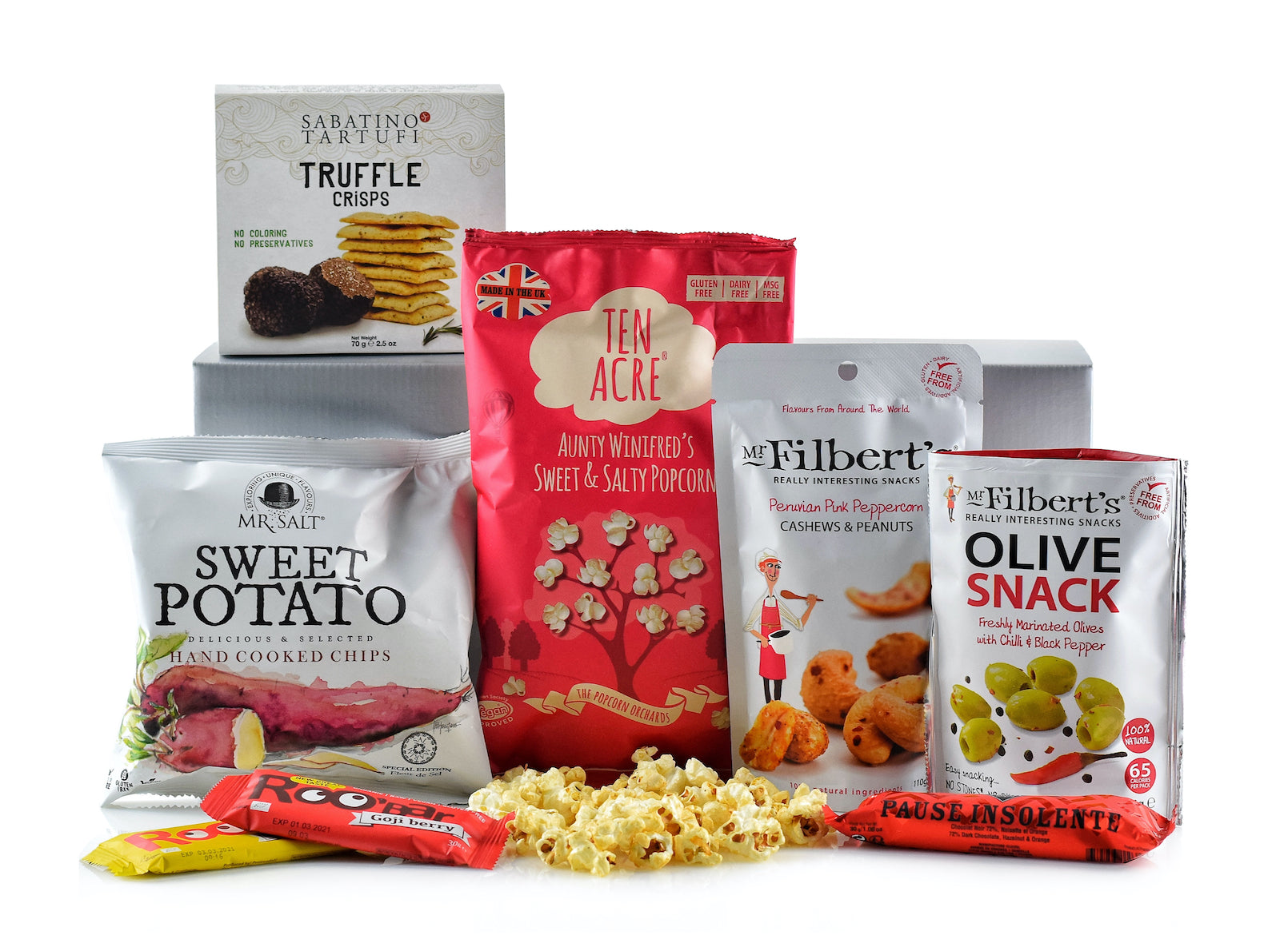 Gourmet in a Box Snacks