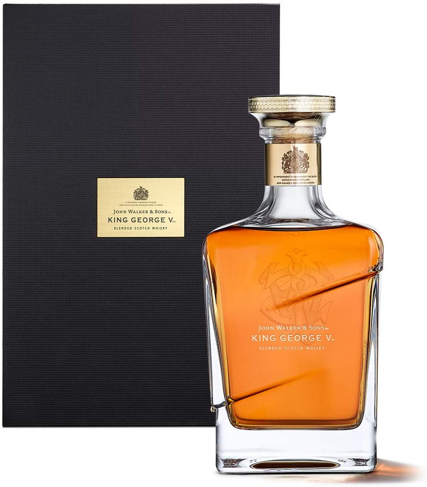 Whisky John Walker & Sons King George V