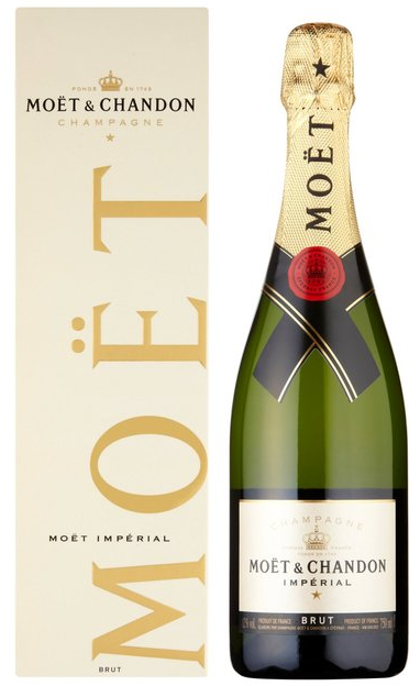 Moet & Chandon Brut Imperial + Box