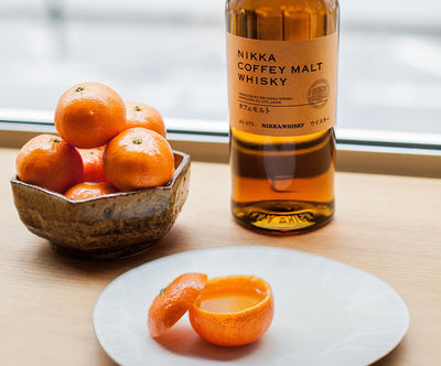 Whisky Japonês Nikka Coffey Malt