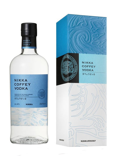 Nikka Coffey Vodka