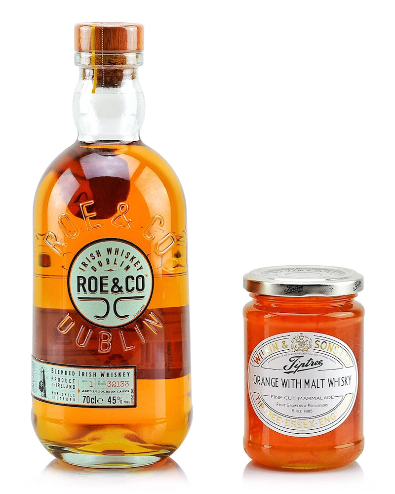 Pack Whiskey Roe&Co e Compota de Whisky
