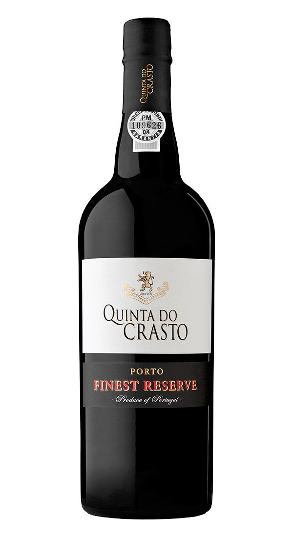 Vinho do Porto Finest Reserve . Quinta do Crasto