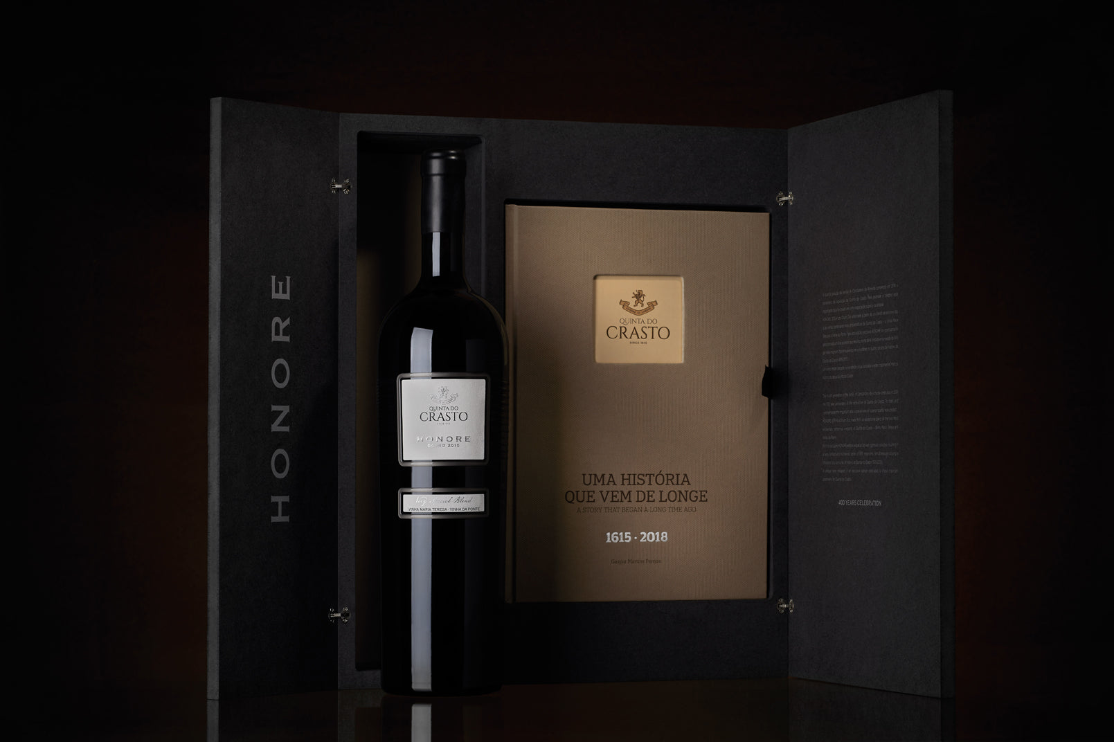 Vinho Tinto Honore Douro DOC Quinta do Crasto