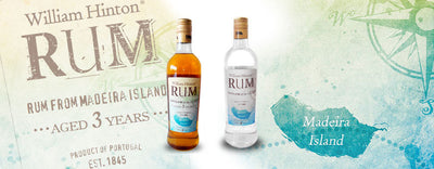 Rum da Madeira William Hinton