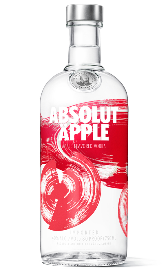 Vodka Absolut Apple