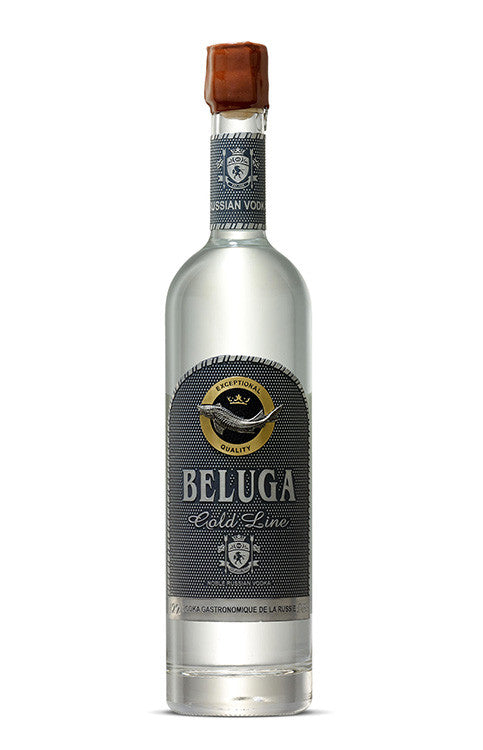 Vodka Beluga Gold Line