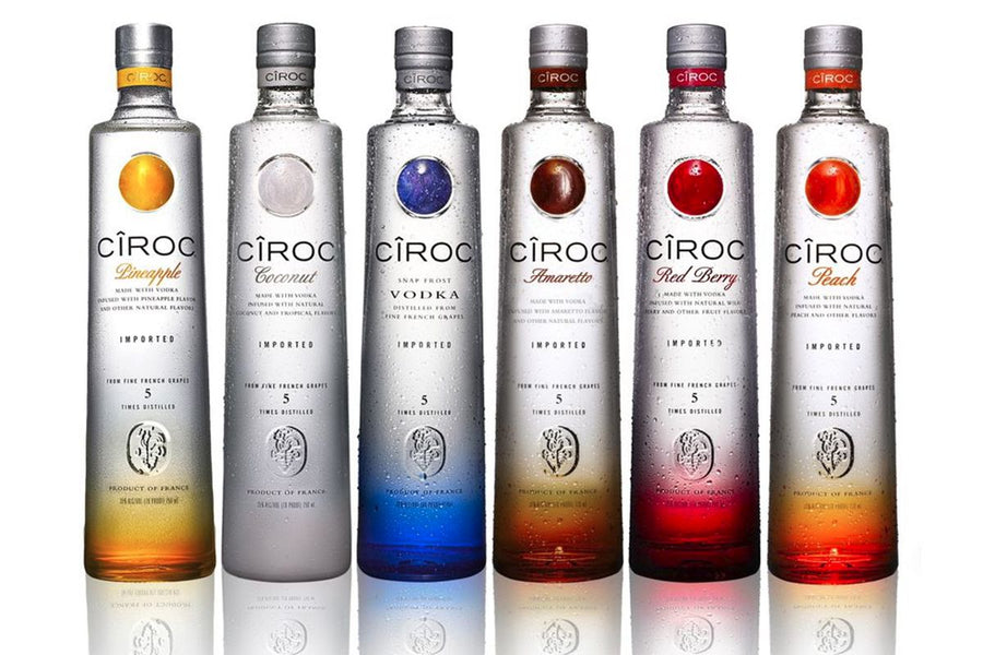 Vodka Cîroc Red Berry
