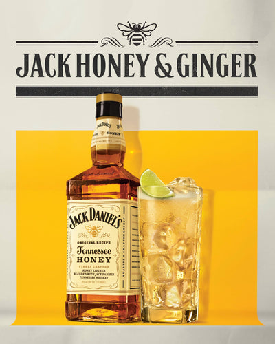 Whisky Jack Daniel's Honey