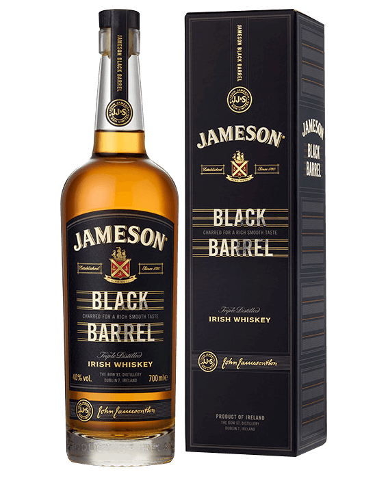 Whisky Jameson Black Barrel