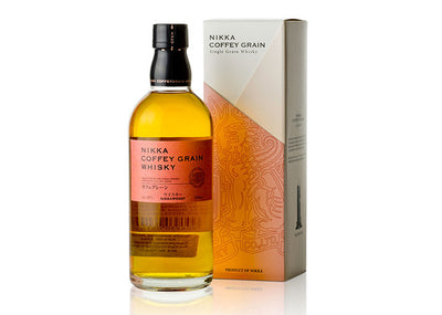 Whisky Japonês Nikka Coffey Grain