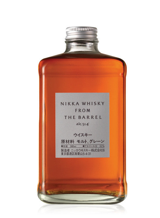 Whisky Japonês Nikka From The Barrel