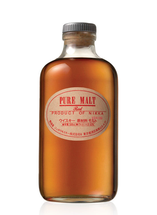 Whisky Japonês Nikka Pure Malt Red