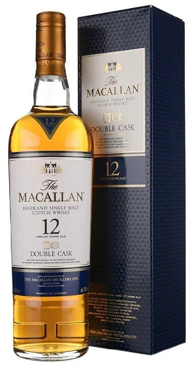 Whisky The Macallan 12 Anos Double Cask