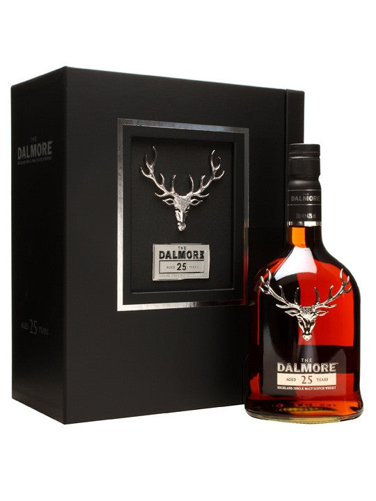 Whisky Dalmore 25 year Old