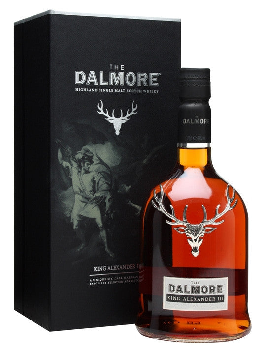 Whisky Dalmore King Alexander III