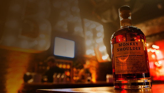 Whisky Monkey Shoulder