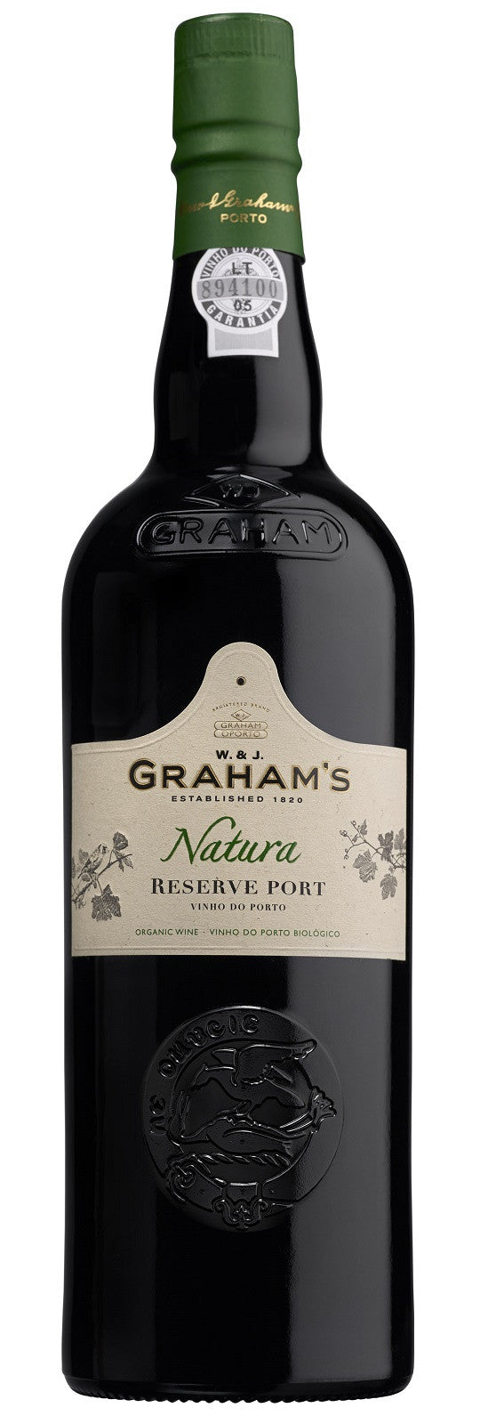 Vinho do Porto Reserva Natura . Graham's