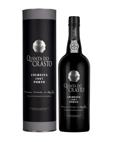 Vinho do Porto Colheita 1997 da Quinta do Crasto
