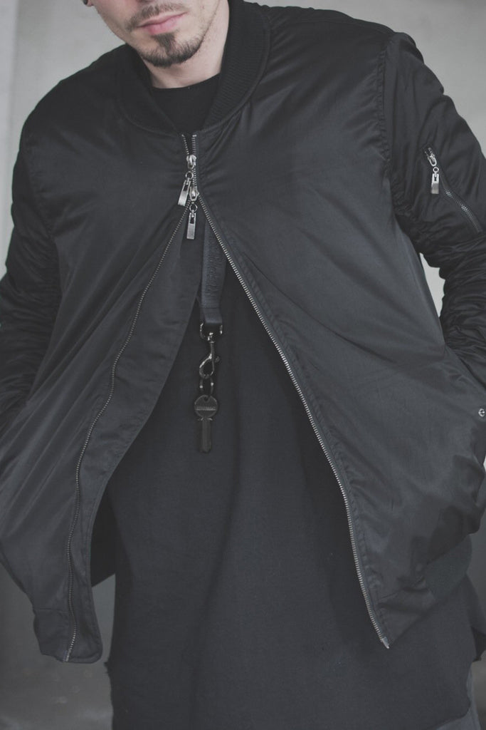Vengeance Bomber - Black