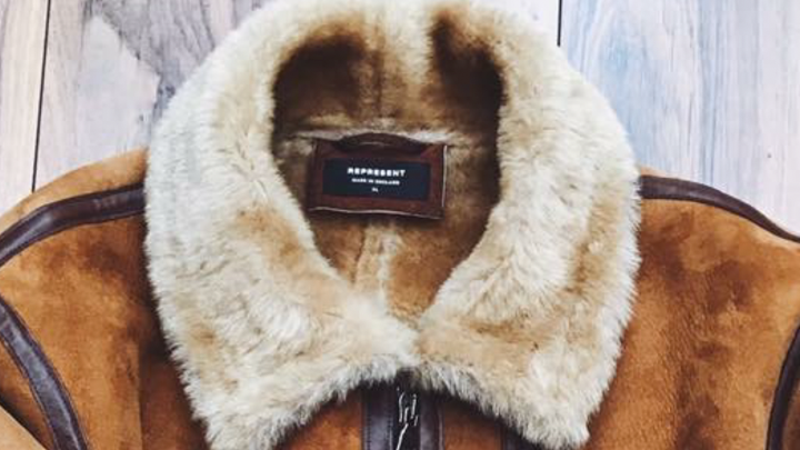 The Shearling Flight Jacket