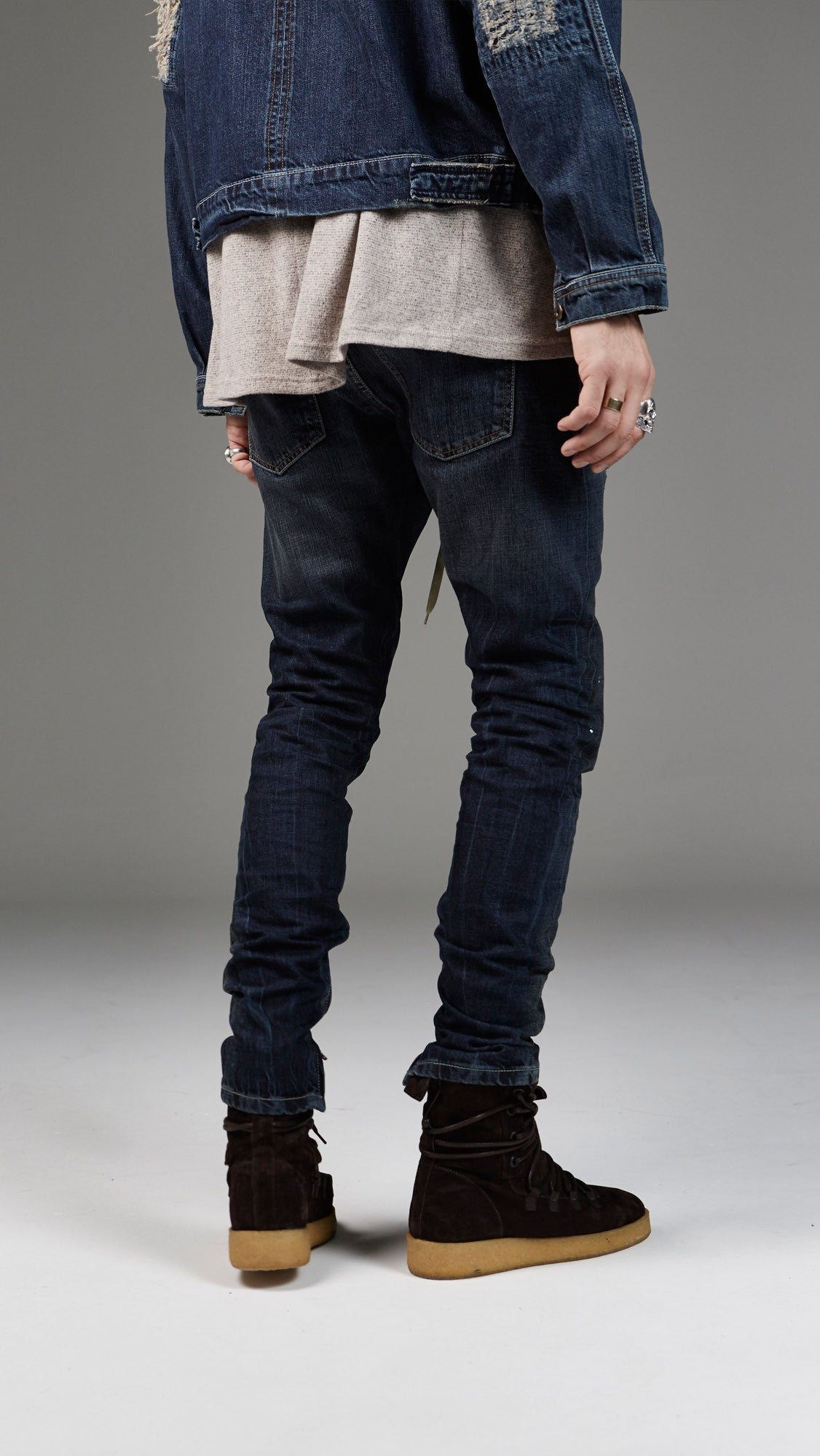 Basic Selvedge Denim - Vintage