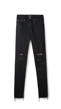 Love Hunter Denim - Vintage Black