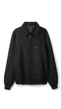 Wool Jacket - Black