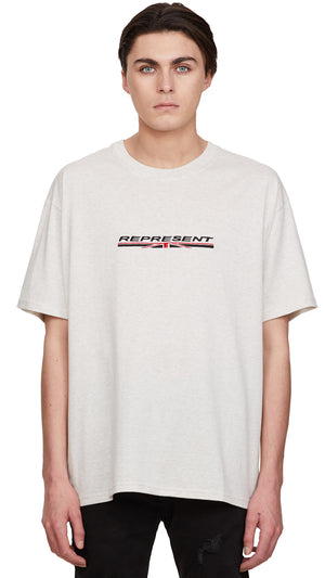 Stretch Logo T-shirt - Marl