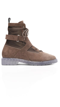 Work Boot - Taupe