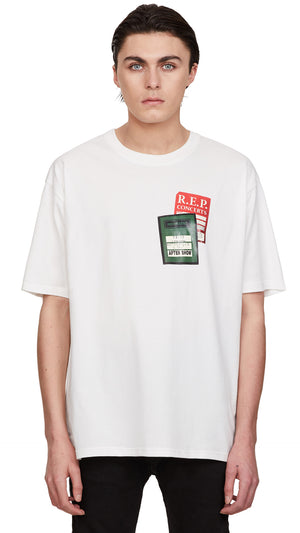 Tour Patch T-shirt - Off White