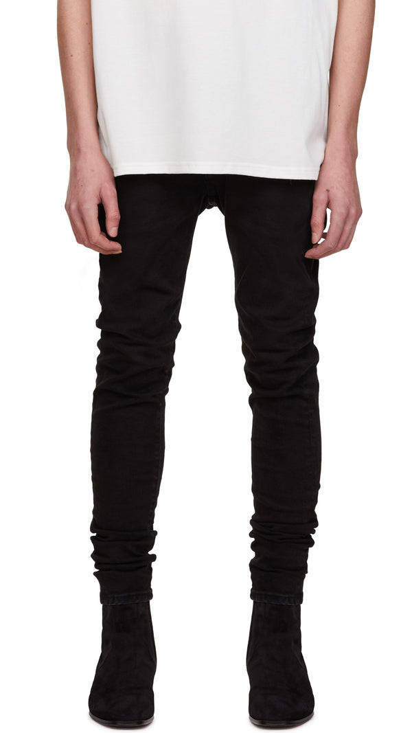 Essential Denim - Black