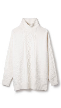Gallagher Sweater - Ivory