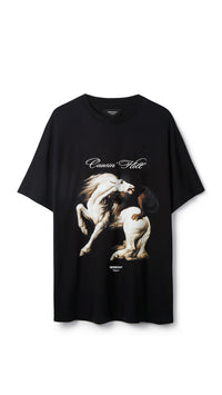 Causin' Hell T-Shirt - Black