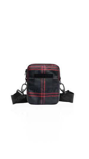 Shoulder Bag - Hell Tartan