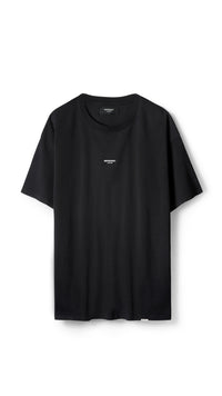 Logo T-shirt - Jet Black