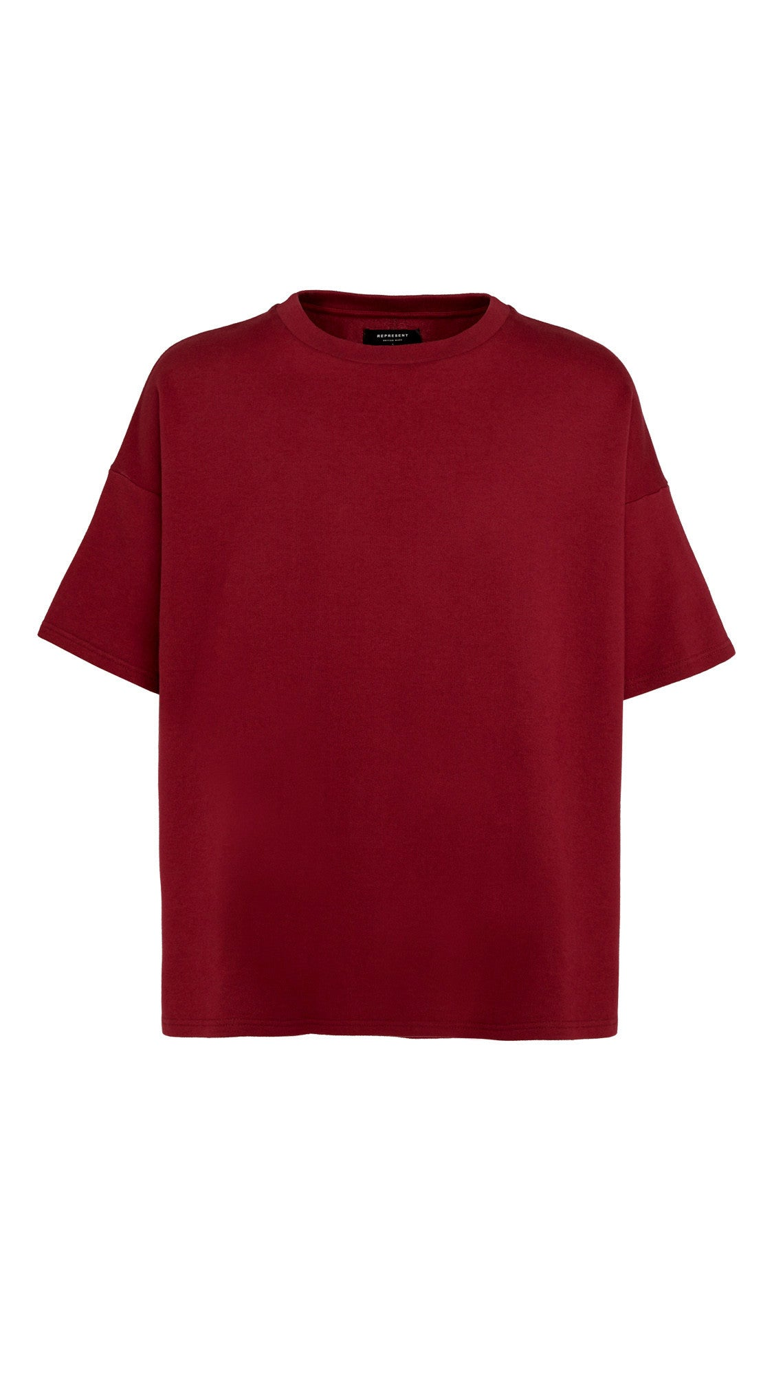 Heavy Over T-shirt - Ox Blood