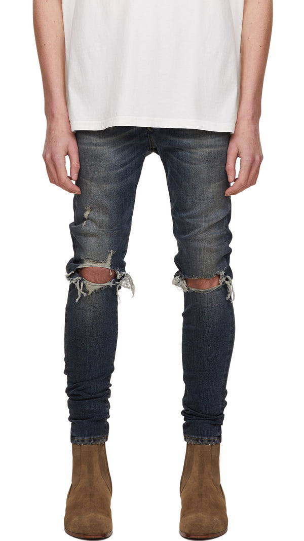 Destroyer Denim - Faded Blue