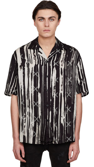 Camp Collar Shirt - Drip