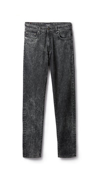 Baggy Denim - Black Marble