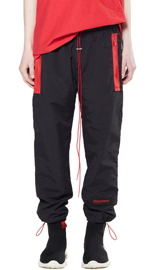 Shell Pants - Black Shell
