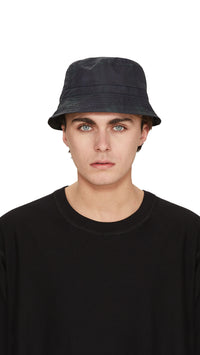 Bucket Hat - Dark Check