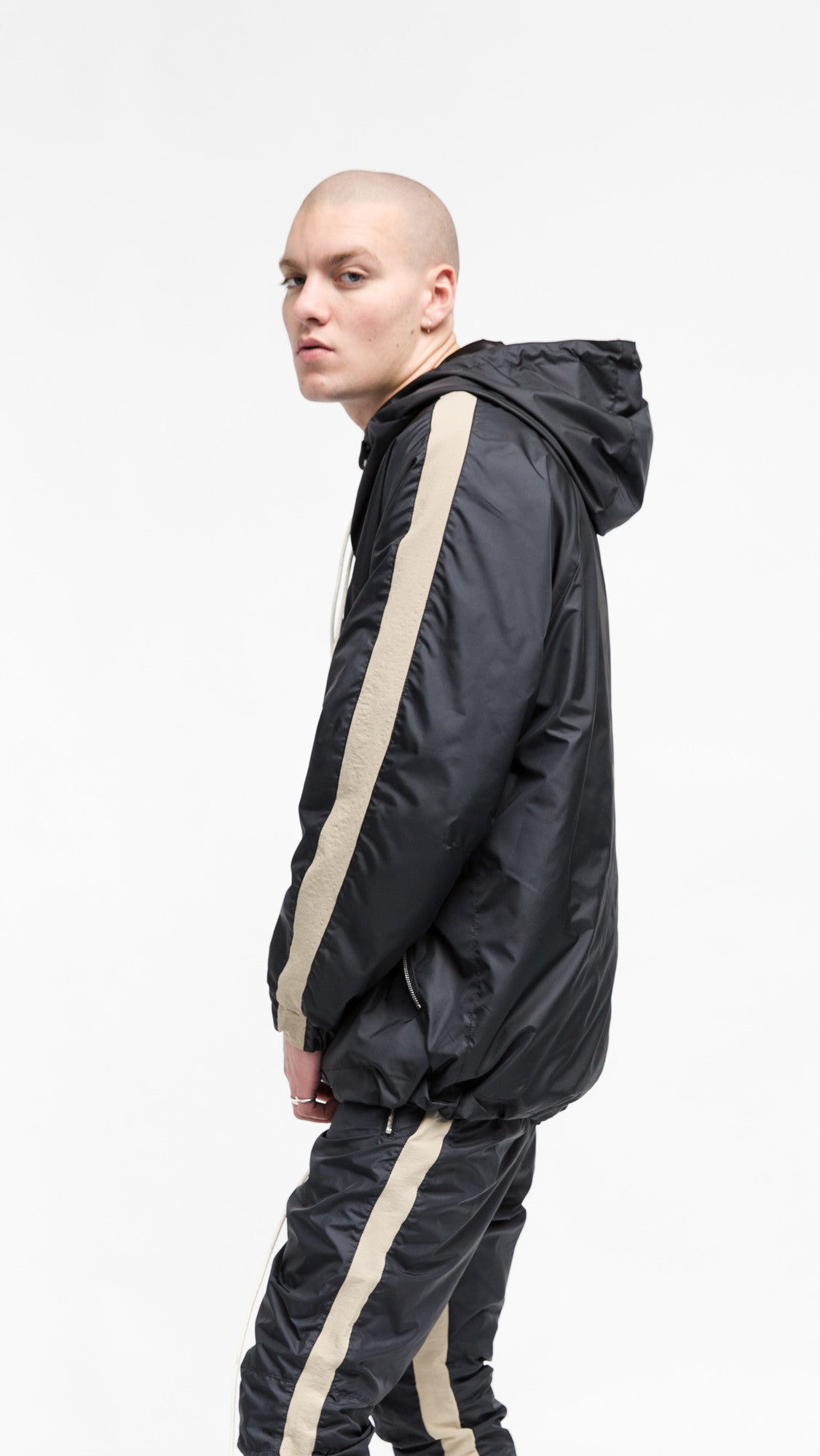 Pullover Jacket - Onix