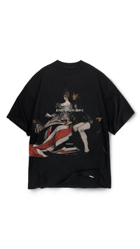 England is Mine T-shirt - Black