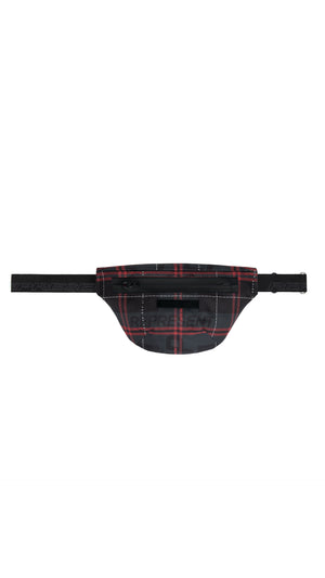 Belt Bag - Hell Tartan
