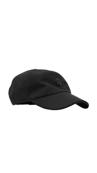 Double R Cap - Black