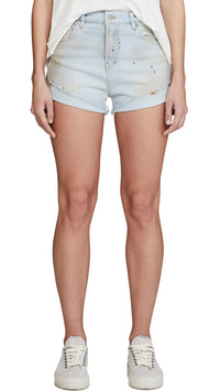 Women's Denim Short - Dirt