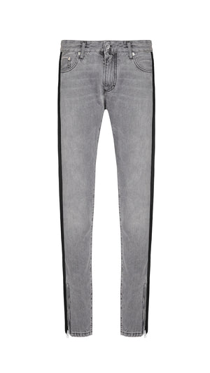 Selvedge Denim - Grey